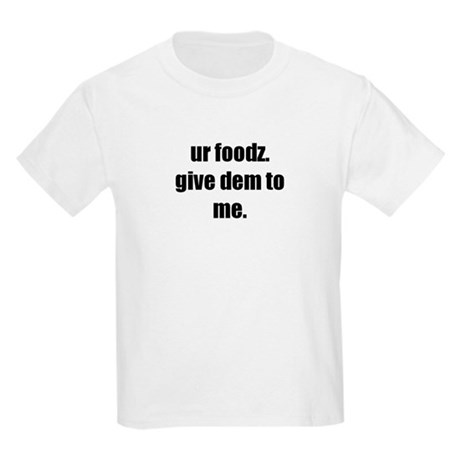 Ur Foodz Kids Light T-Shirt