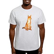 Golden Jackal Zoo T-Shirt