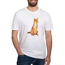 Golden Jackal Zoo Shirt