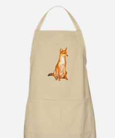 Golden Jackal Zoo BBQ Apron
