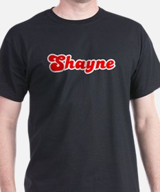 Retro Shayne (Red) T-Shirt