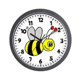 Bee Wall Clocks