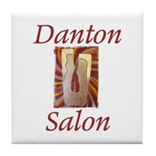 Danton Salon Tile Coaster