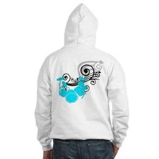 Drum Kit Hoodie (other colour available)