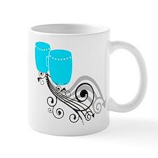 Bongos Small Mug