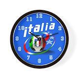 Soccer Wall Clocks
