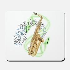Alto Saxophone Mousepad