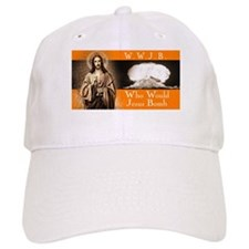 WWJB - Traditional Jesus Baseball Cap