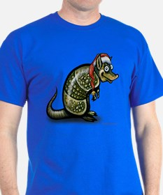 Unique Armadillo christmas T-Shirt
