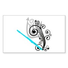 Flute Decal