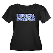 Retro Medical Doc.. (Blue) T