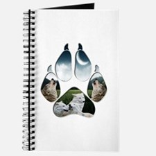Wolf Print Journal