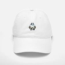 Wolf Print Cap