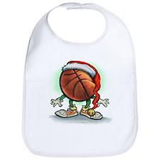 Unique Basketball fan Bib