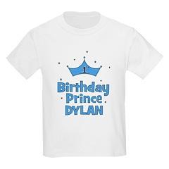 1st Birthday Prince Dylan! T-Shirt