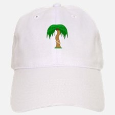 arms hugging coconut tree Baseball Baseball Cap