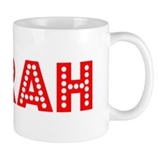 Retro Farah (Red) Mug