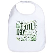 Every Day is Earth Day Bib