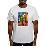 Master Spirits Artwork Light T-Shirt