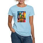 Master Spirits Artwork Women's Light T-Shirt