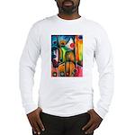Master Spirits Artwork Long Sleeve T-Shirt
