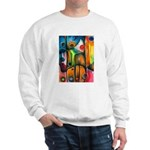 Master Spirits Artwork Sweatshirt