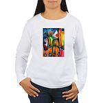 Master Spirits Artwork Women's Long Sleeve T-Shirt