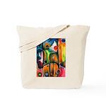 Master Spirits Artwork Tote Bag