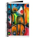 Master Spirits Artwork Journal