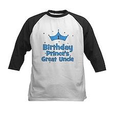 1st Birthday Prince's Great U Tee
