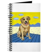 BIG YELLOW LAB Journal