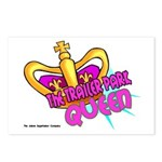 The Trailer Park Queen Postcards (Package of 8)