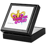 The Trailer Park Queen Keepsake Box