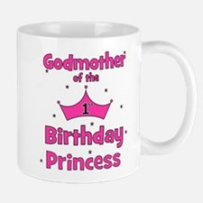 Godmother of the 1st Birthday Mug