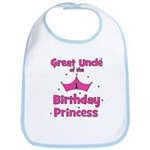 Great Uncle of the 1st Birthd Bib