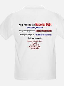 Cute National debt T-Shirt