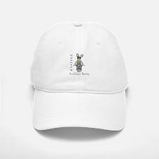Country Sunflower Bunny Baseball Baseball Cap