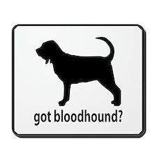 Got Bloodhound? Mousepad