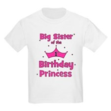 Big Sister of the 1st Birthda T-Shirt