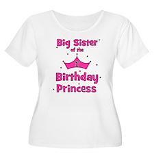 Big Sister of the 1st Birthda T-Shirt