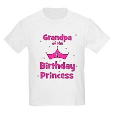 Grandpa of the 1st Birthday P T-Shirt