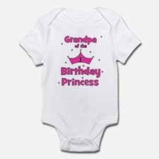 Grandpa of the 1st Birthday P Infant Bodysuit