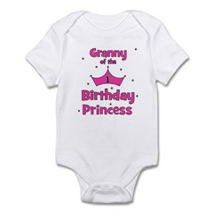 Granny of the 1st Birthday Pr Infant Bodysuit