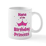 Nana of the 1st Birthday Prin Mug