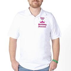 Nana of the 1st Birthday Prin T-Shirt