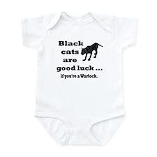 WoW Warlock Cat Infant Bodysuit