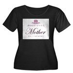 Most Loved Mother Women's Plus Size Scoop Neck Dar