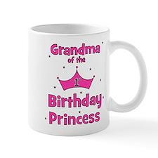 Grandma of the 1st Birthday P Mug