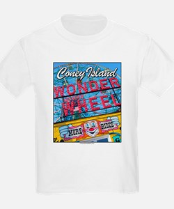 Coney Island Wonder Wheel T-Shirt