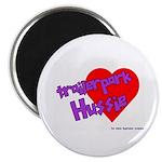 Trailer Park Hussie Magnet